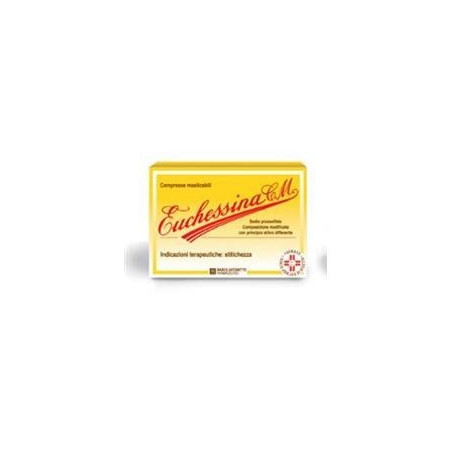EUCHESSINA 3.5MG CPR MATICABILI