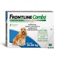 FRONTLINE COMBO CANI MEDI 10-20Kg
