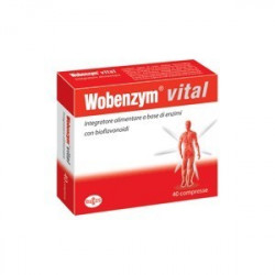 NAMED WOBENZYM VITAL 120CPR