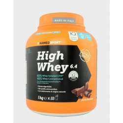 NAMED SPORT HIGH WHEY 6.4 1KG