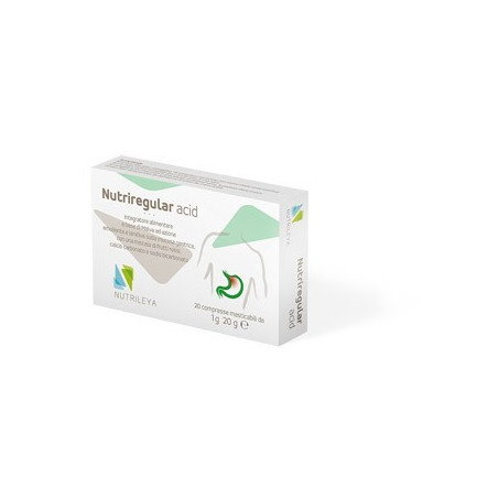NUTRIREGULAR ACID 20CPR